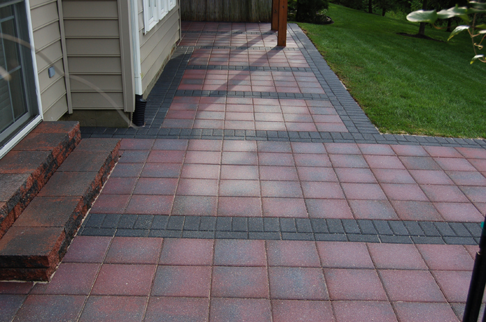 Paver Cleaning Services In Long Island New York Dirty