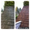 Cedar Roof Cleaning Long Island – 516-804-0447