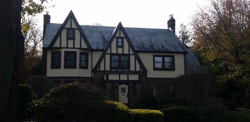 Roof Cleaning Company Algae Removal Long Island New