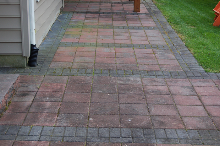 Delightful Paver Cleaning After