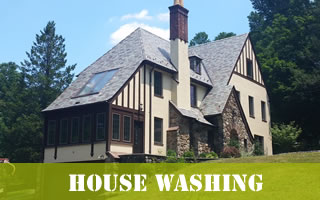 House Washing Services Long Island New York.