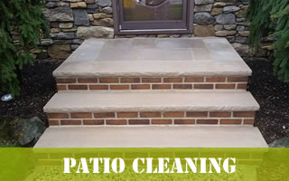 Concrete, Brick, Stone, And Patio and Hard Surface Cleaning Long island new York.